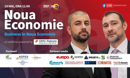 """Webminar """"Noua Economie"""""""