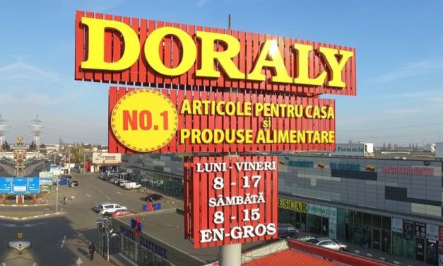 Doraly Expo Market finalizează un nou pavilion comercial de 6 milioane de euro