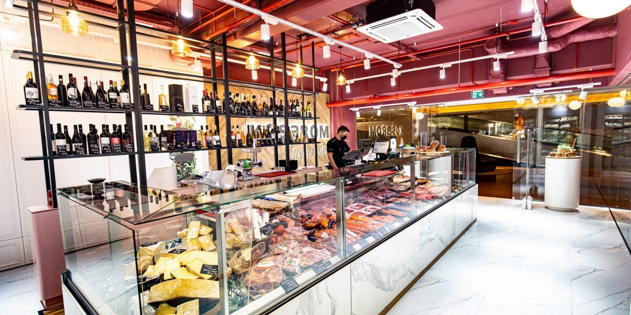 Kosarom a investit 150.000 de euro într-un magazin premium în Iași