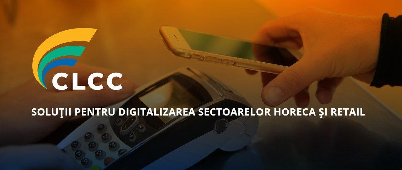 CLCC: Soluții pentru digitalizarea sectoarelor HORECA ȘI RETAIL