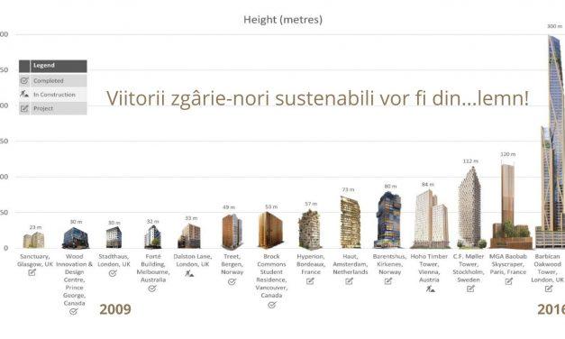 Prof. Dr. Arh. Rodica Manon Crișan, despre revoluția lemnului ca material sustenabil de construcție